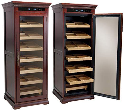 The Remingten Cabinet Humidor